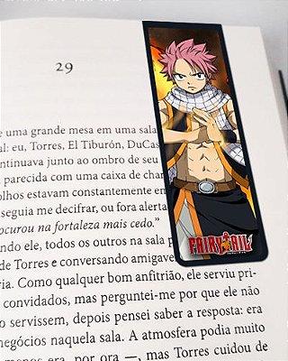 Marcador De Página Magnético Natsu - Fairy Tail - FT02