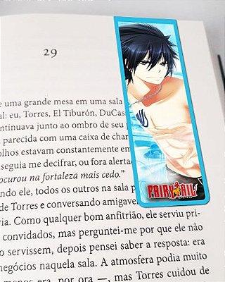 Marcador De Página Magnético Gray - Fairy Tail - FT05