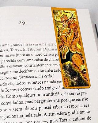 Marcador De Página Magnético Aldebaran - Cavaleiros do Zodíaco - CDZ14