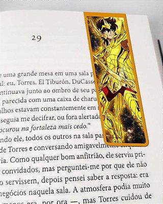 Marcador De Página Magnético Aiolos - Cavaleiros do Zodíaco - CDZ15