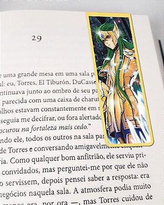 Marcador De Página Magnético Camus - Cavaleiros do Zodíaco - CDZ18