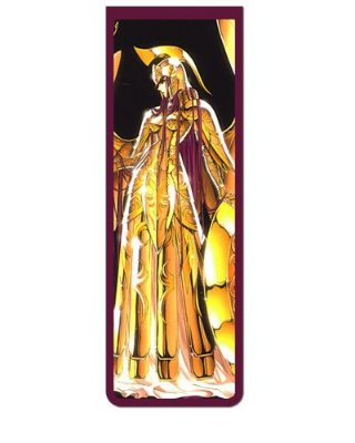 Marcador De Página Magnético Athena - Cavaleiros do Zodíaco - CDZ20