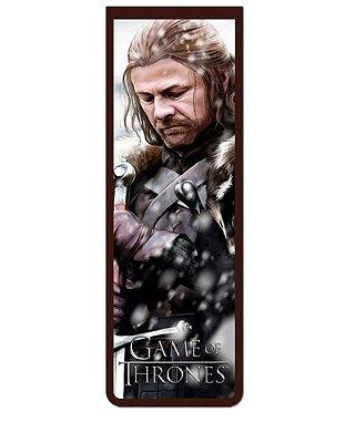 Marcador De Página Magnético Ned Stark - Game of Thrones - GOT04