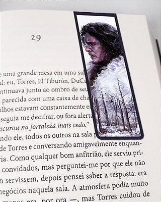 Marcador De Página Magnético Jon Snow - Game of Thrones - GOT05