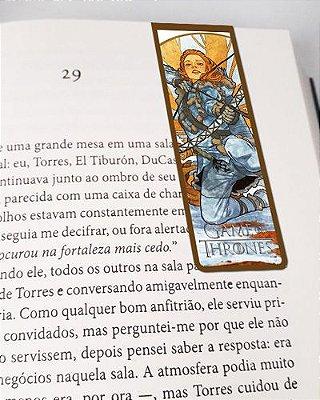 Marcador De Página Magnético Ygritte - Game of Thrones - GOT11