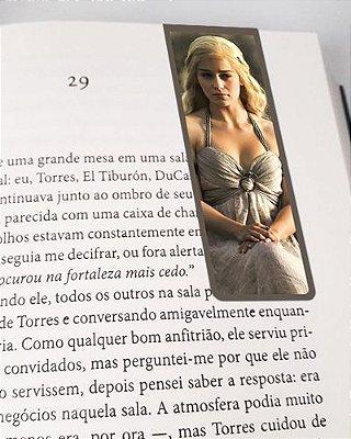Marcador De Página Magnético Daenerys - Game of Thrones - GOT13