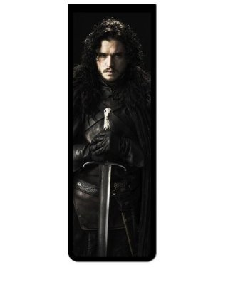 Marcador De Página Magnético Jon Snow - Game of Thrones - GOT16