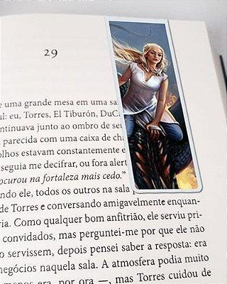 Marcador De Página Magnético Daenerys - Game of Thrones - GOT37