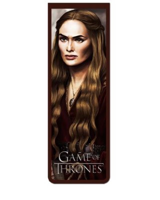 Marcador De Página Magnético Cersei - Game of Thrones - GOT42