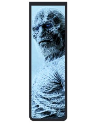 Marcador De Página Magnético White Walker - Game of Thrones - GOT45