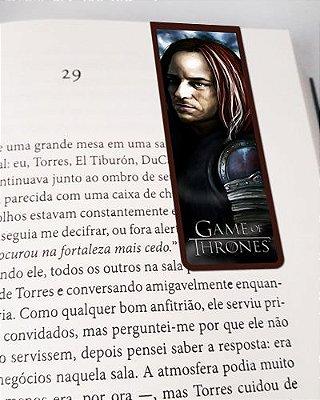 Marcador De Página Magnético Jaqen - Game of Thrones - GOT49
