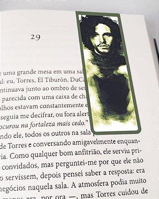 Marcador De Página Magnético Jon Snow - Game of Thrones - GOT50