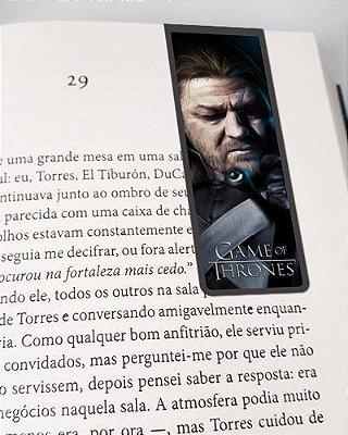 Marcador De Página Magnético Ned Stark - Game of Thrones - GOT52