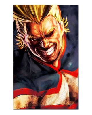 Ímã Decorativo All Might - My Hero Academia - MHA013