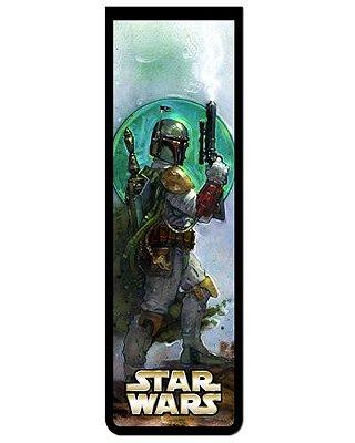 Marcador De Página Magnético Boba Fett - Star Wars - MASW02