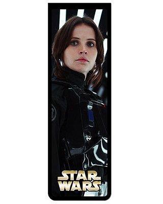 Marcador De Página Magnético Jyn Erso - Star Wars - MASW03