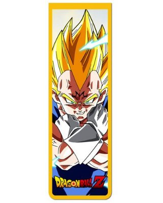 Marcador De Página Magnético Majin Vegeta - Dragon Ball - MADB04