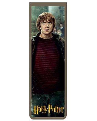 Marcador De Página Magnético Ron Weasley - Harry Potter - HP04