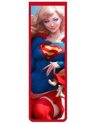 Marcador De Página Magnético Supergirl - SUP01