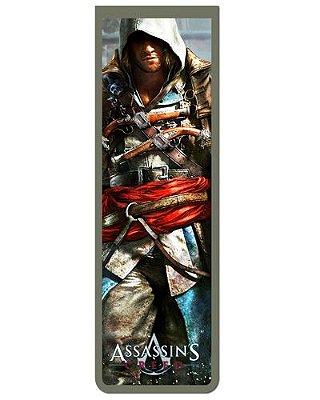 Marcador De Página Magnético Edward Kenway - Assassin's Creed - AC02