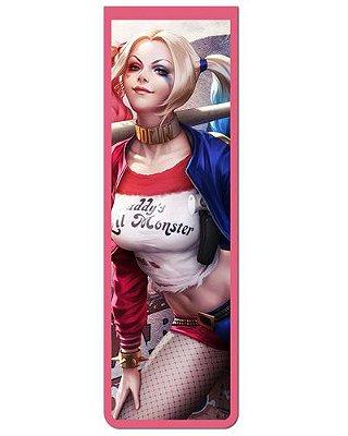 Marcador De Página Magnético Harley Quinn - HAR01