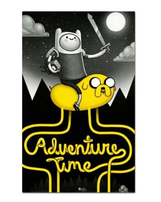 Ímã Decorativo Finn e Jake - Adventure Time - IAT003