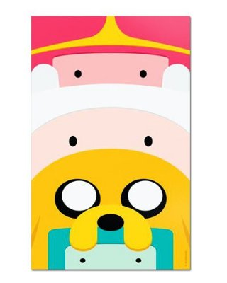 Ímã Decorativo Adventure Time - IAT004