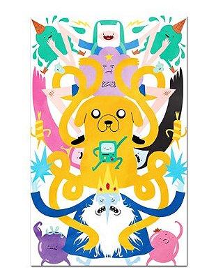 Ímã Decorativo Adventure Time - IAT006