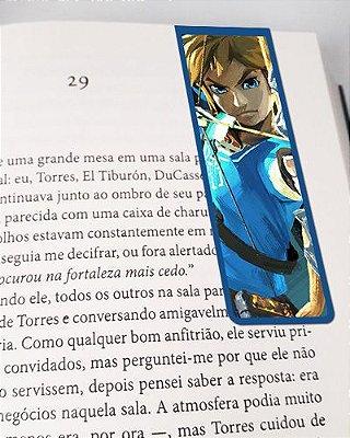 Marcador De Página Magnético Link - The Legend of Zelda - MGLZ01