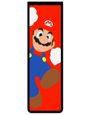 Marcador De Página Magnético Mario - Super Mario - MGMB01