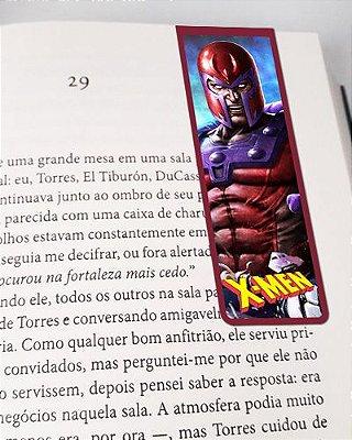 Marcador De Página Magnético Magneto - X-Men - MHQX03