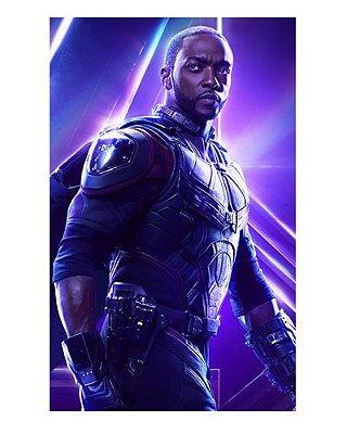 Ímã Decorativo Falcão - Avengers Infinity War - IMAVI04