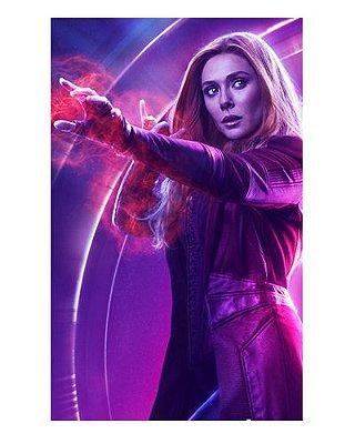 Ímã Decorativo Scarlet Witch - Avengers Infinity War - IMAVI08