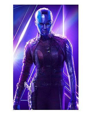 Ímã Decorativo Nebula - Avengers Infinity War - IMAVI10
