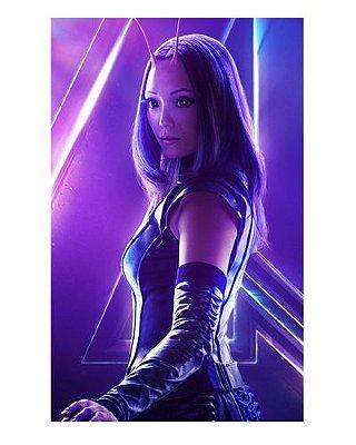 Ímã Decorativo Mantis - Avengers Infinity War - IMAVI11
