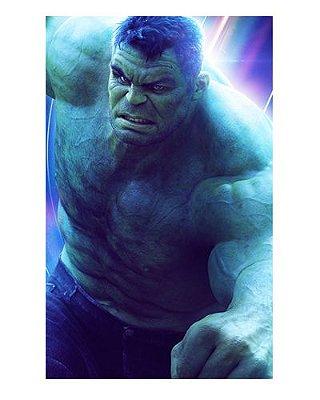 Ímã Decorativo Hulk - Avengers Infinity War - IMAVI13