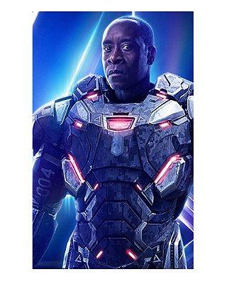 Ímã Decorativo War Machine - Avengers Infinity War - IMAVI19