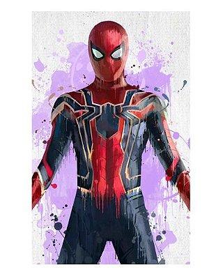 Ímã Decorativo Spider-Man - Vingadores Guerra Infinita - IMAVI35