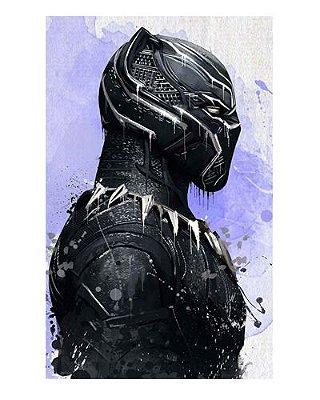Ímã Decorativo Black Panther - Vingadores Guerra Infinita - IMAVI43