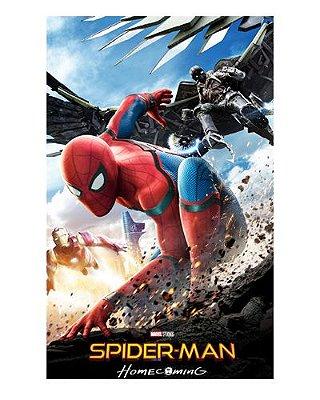 Ímã Decorativo Spider-Man - Homecoming - IMSMH01