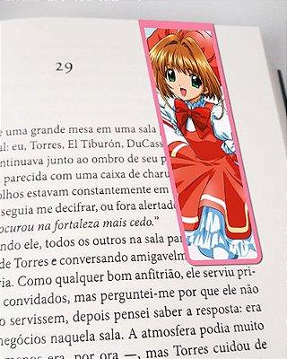 Marcador De Página Magnético Sakura Card Captors - MNI84