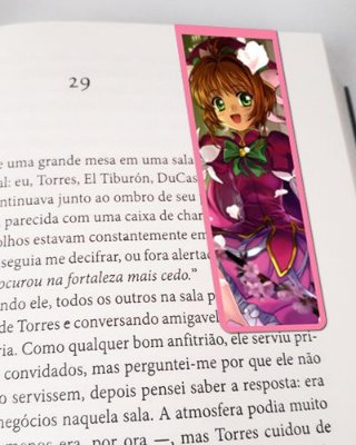 Marcador De Página Magnético Sakura Card Captors - MNI91
