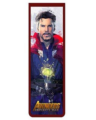 Marcador De Página Magnético Doctor Strange - Avengers - MAVI02