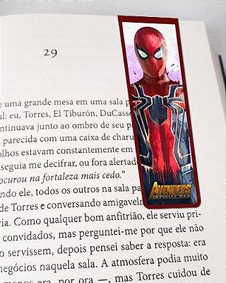 Marcador De Página Magnético Spider-Man - Avengers - MAVI03