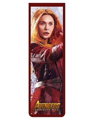 Marcador De Página Magnético Scarlet Witch - Avengers - MAVI05
