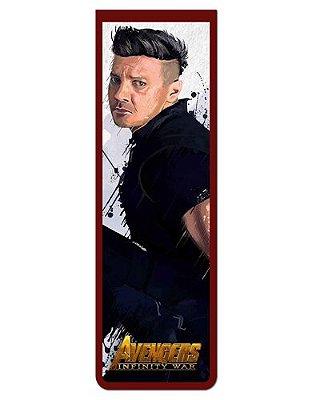 Marcador De Página Magnético Hawkeye - Avengers - MAVI08