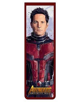 Marcador De Página Magnético Ant-Man - Avengers - MAVI12