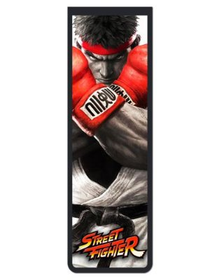 Marcador De Página Magnético Ryu - Street Fighter - MSF01