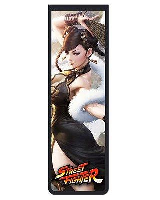 Marcador De Página Magnético Chun-Li - Street Fighter - MSF05