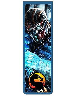 Marcador De Página Magnético Sub-Zero - Mortal Kombat - MMK03